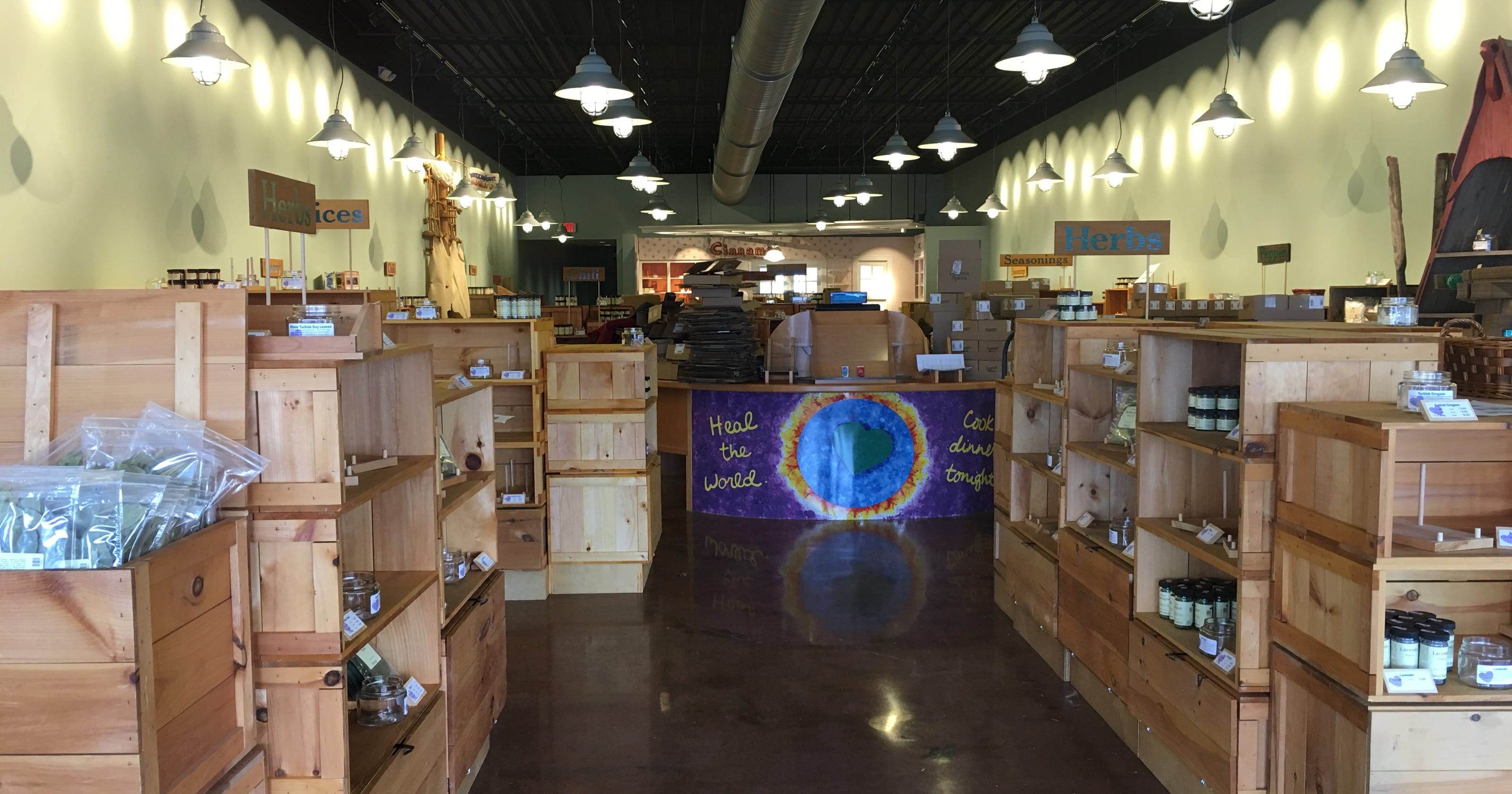 Penzeys Spices now open in East Memphis