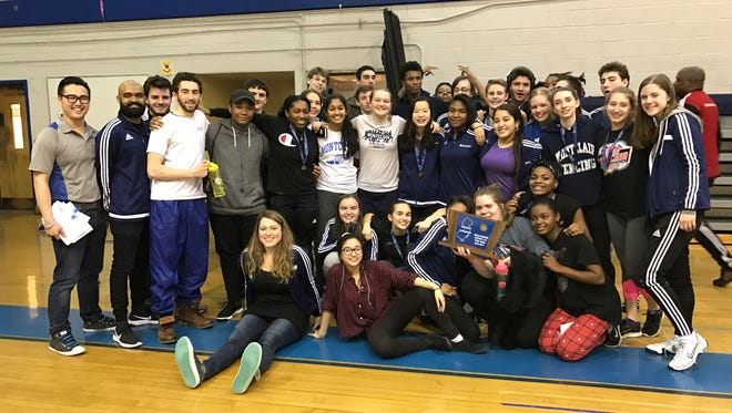 The Montclair High School boys' and girls' fencing teams qualified for last week's team state tournaments and now turn their attention to the squad and individual portion of the state championships scheduled to begin in two weeks.