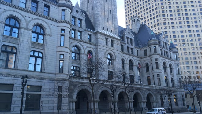 Last year, bankruptcy filings in Wisconsin were down almost 9% from 2015. In eastern Wisconsin, the majority of bankruptcies are handled through Milwaukee's Federal Courthouse.