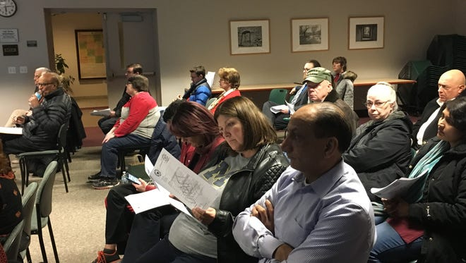 Residents were relieved to hear that Washtenaw County does not plan to include any new or expanded landfills in its updated solid waste plan.