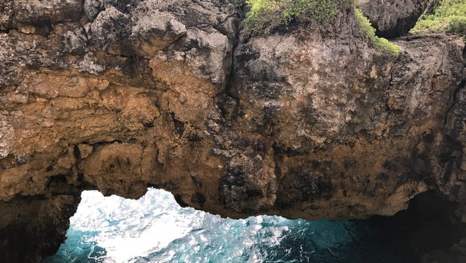 The hike to Pagat is a must do on Guam.