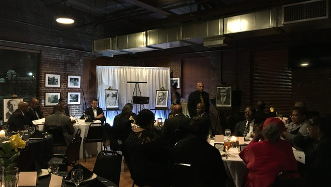 Alpha Phi Alpha Beta Pi chapter at Lane College celebrated 81 years as a chapter Saturday night at the college.