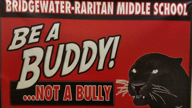 The Bridgewater-Raritan Middle School has an active anti-bullying campaign.