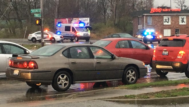 A pedestrian was killed early Tuesday morning at the intersection of Bardstown Road and Hikes Lane