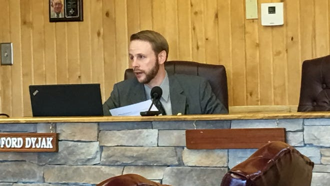 Ruidoso's Community Development Director Bradford Dyjak will act as liaison between the Workforce Housing Advisory Board and the village council.