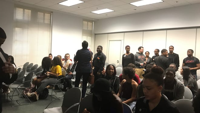 The Uplift party reveals candidates and platform for upcoming the BSU election.