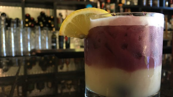 The new Cork & Cleaver in midtown Montgomery features a 10-drink specialty cocktail menu.