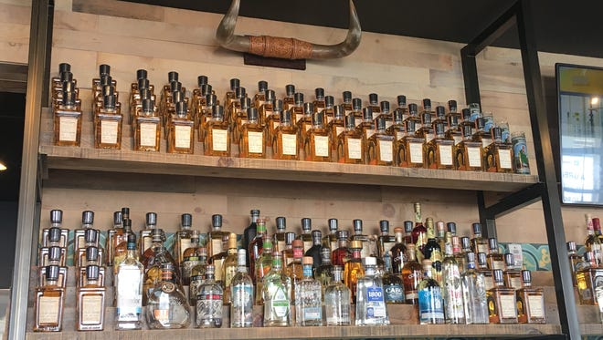 BelAir Cantina, opening in Brookfield on April 17, has a wide tequila selection. It will be at 250 High St. in the Corners development on W. Blue Mound Road, east of S. Barker Road.