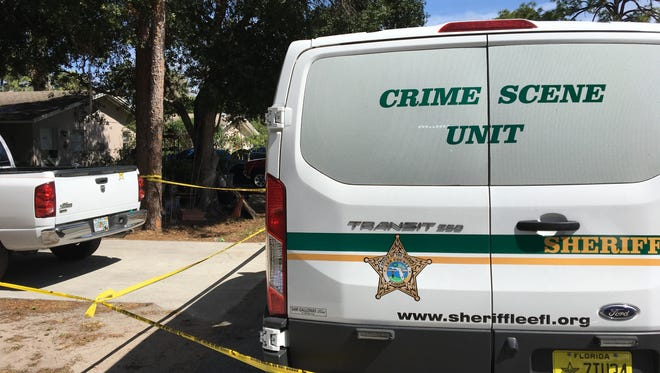 The Lee County Sheriff's Office opened a murder investigation at a home on 11th Avenue in Fort Myers.