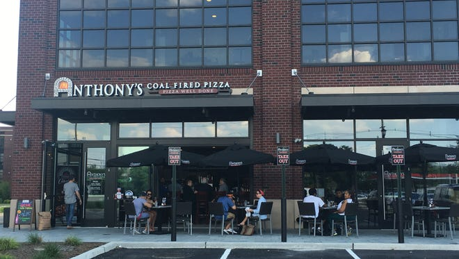 Anthony's Coal Fired Pizza in Englewood.