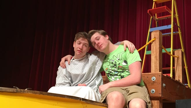 """The Yellow Boat"" by Rossview Playhouse."