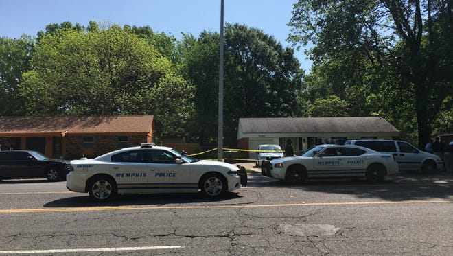 Memphis police are investigating after a woman was found dead in her Whitehaven home on Wednesday, April 19, 2017.