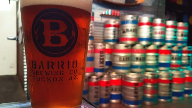Barrio Brewing Co. will open a new location at Phoenix-Mesa Gateway Airport on May 1.