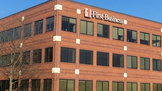 First Business Financial Services Inc., the parent company of First Business Bank-Milwaukee, recorded lower first-quarter earnings.