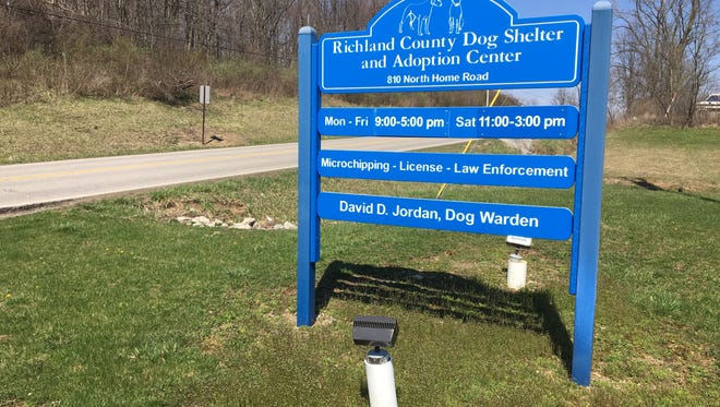 Richland County Dog Warden's Office