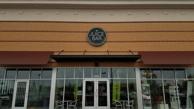 I Love Juice Bar opens in Hendersonville off Indian Lake Boulevard.