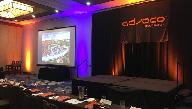 The fifth annual Advoco Connect conference was held this week at the Hyatt Regency in downtown Greenville.