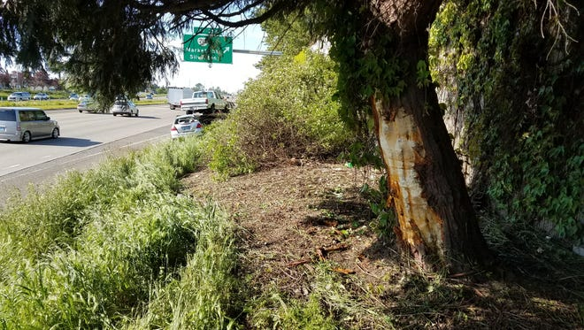 A crash on I-5 Tuesday killed one passenger.
