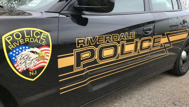 Riverdale Police Department car.