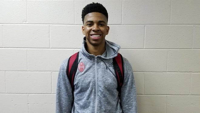 Rossville Christian Academy star Malik Riddle recently picked up his first Division-I scholarship offers