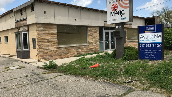 The former site of the Meridian Asset Resource Center is up for sale or available for lease. The owner no longer intends to turn it into a Tavern and Tap.