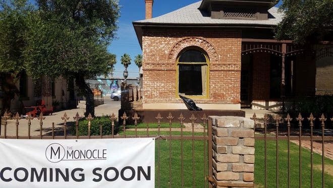 The Monocle is a new restaurant that will go into the former Roosevelt Tavern space in downtown Phoenix.