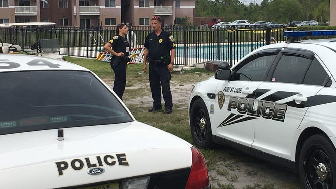 A 6-year-old boy died Wednesday, May 24, 2017, after an incident in a pool at an apartment complex on Northwest East Torino Parkway, Port St. Lucie.