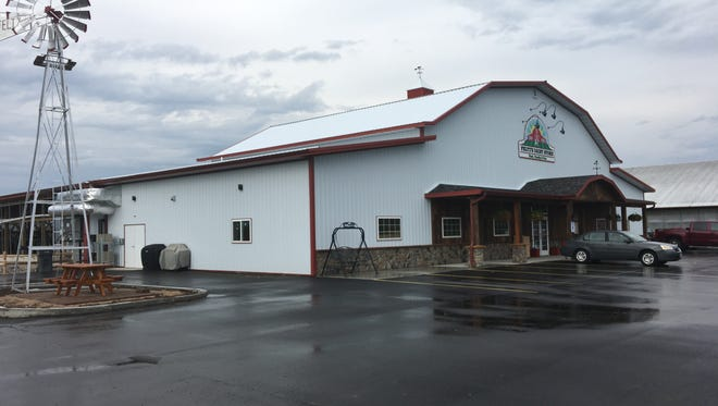 Feltz Dairy Store opened June 5, 2017 at 5796 Porter Drive in Plover.