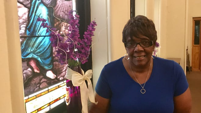 Mary Mitchell of Corinthian Missionary Baptist Church is helping to recruit churches for Memory Sunday, an Alzheimer's awareness day on June 11.