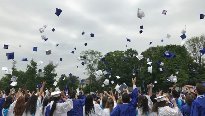 Graduation exercises for the Class of 2017 at Union Catholic High School were held on May 24.