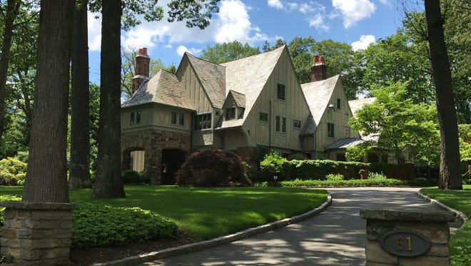 This estate at 61 Wayside Place in Montclair was a one-time home of baseball legend Yogi Berra.