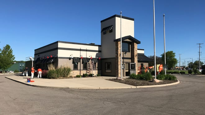 Kazumi japanese Steakhouse will open at the former Famous Dave's location in Holt at 2457 Cedar St. in late June.
