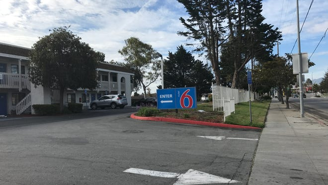 A woman was found dead at the Motel 6 on Kern Street on Oct. 12.