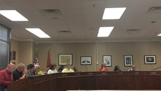The Jackson-Madison County School Board met Thursday, June 8 for the monthly board meeting to discuss the upcoming year's budget and intervening in the lawsuit between the city and county.