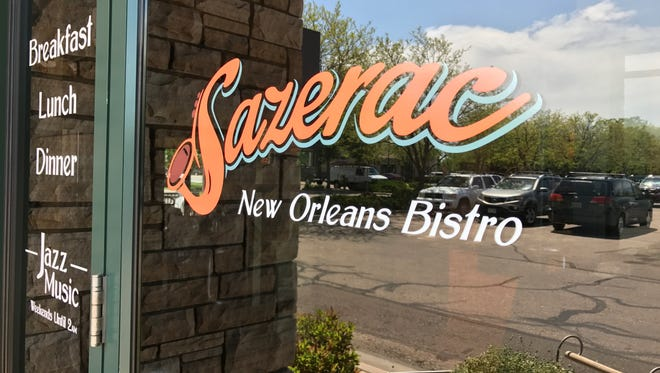 Sazerac New Orleans Bistro opened in May in southwest Fort Collins.