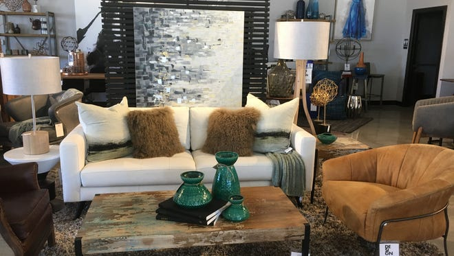 Moe's Home Collection sells mostly midcentury modern furniture.