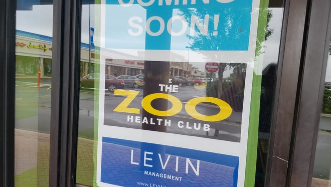 Zoo Health Club will be opening at the Somerset Shopping Center on the Somerville Circle.