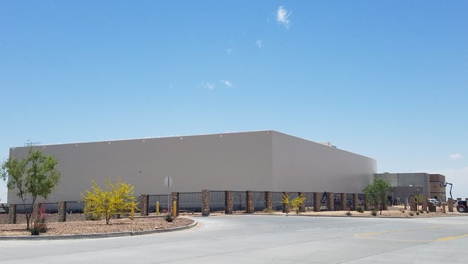 Valley Cold Storage is open for business in the Santa Teresa Industrial Park.