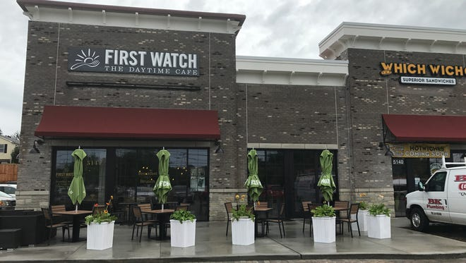 Donations to Depression and Bipolar Support Alliance of Tennessee will be accepted Tuesday at First Watch Daytime Cafés at Turkey Creek, Bearden, Lovell Road and Fountain City.