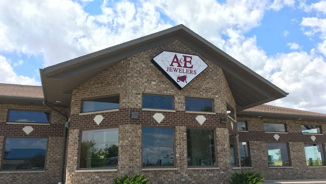 A&E Jewelers location on Appleton's east side closed this spring.