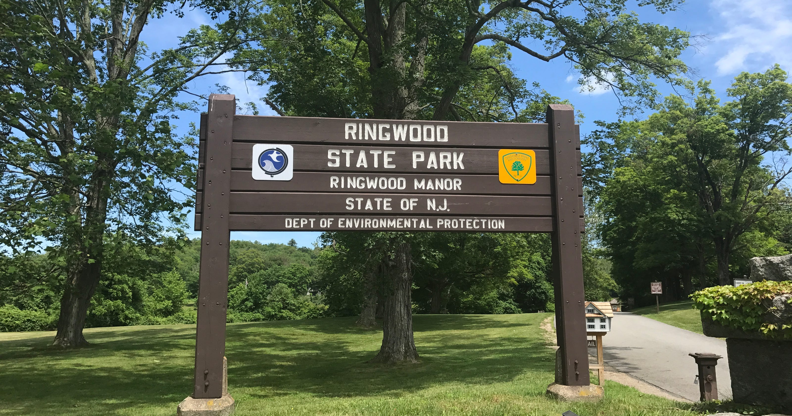 state shutdown cancels ringwood manor celebration