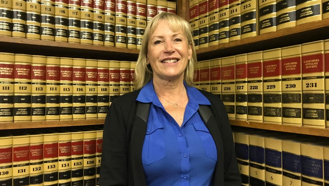 Susan Chapman is the new public defender for Monterey County
