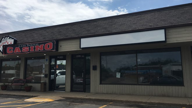 The future location of Jacky's Burrito Express, from the owner of the Jacky's restaurants, at 2315 W. 12th St. in Sioux Falls.