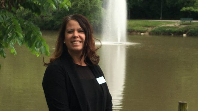 Denise Retz was named superintendent of Richmond's parks system in February of 2016.