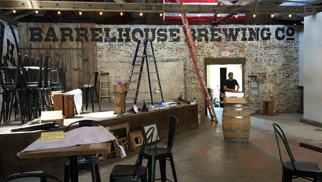 Visalia's newest taproom, The BarrelHouse, opens Saturday.