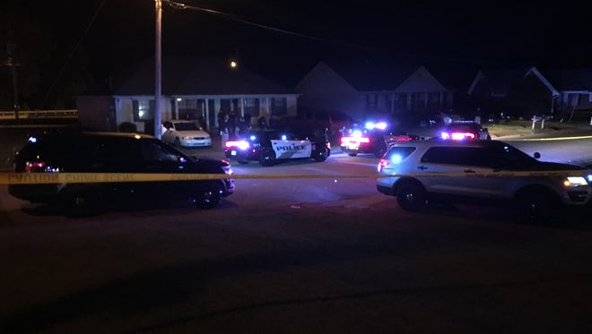 Jackson police are investigating a shooting on Bayberry Drive Friday night.