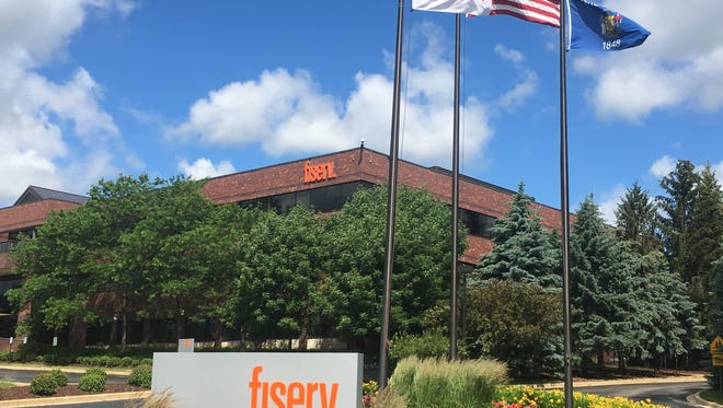 Fiserv Inc. plans to acquire First Data Corp. in a $22 billion deal.