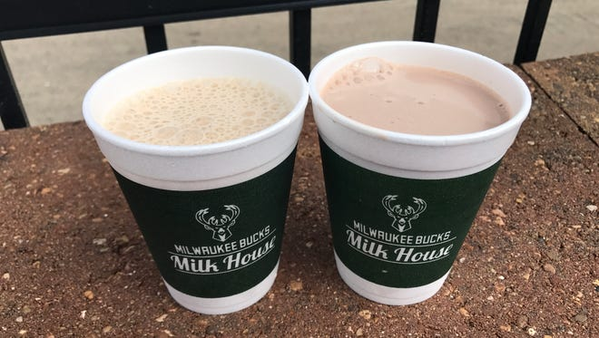 Two new flavors, sea salt caramel and chocolate peanut butter, have been added to the lineup at Wisconsin State Fair's Milk House.