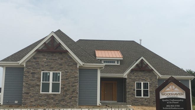Menomonee Falls has been metro Milwaukee's hottest spot for home construction this year.