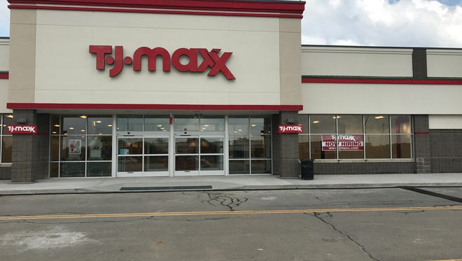 T.J. Maxx set to open its Victor store Sunday.